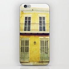 Graceful Beauty iPhone & iPod Skin