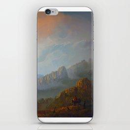Ringwall iPhone Skin