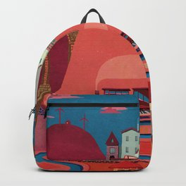 my village Backpack