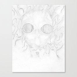 Vigilante de Aldebarán 1 Canvas Print