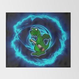 Dragon Toker Throw Blanket