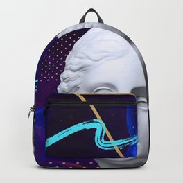 Ancient Gods and Planets: Earth Backpack