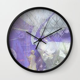 Memories of Salisbury Wall Clock