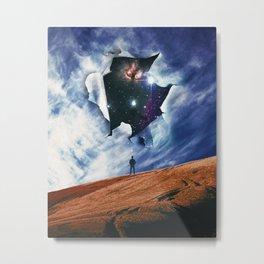 Broken Sky Metal Print