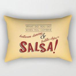 Salsa! Rectangular Pillow