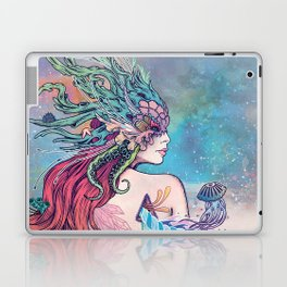 The Last Mermaid Laptop & iPad Skin