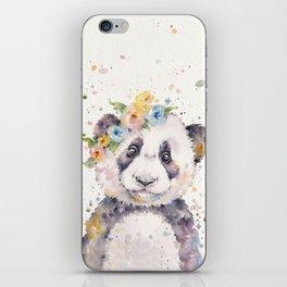 Little Panda iPhone Skin