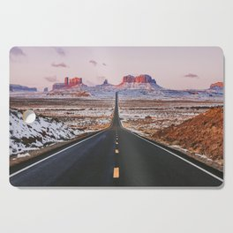 Monument Valley Sunrise Cutting Board
