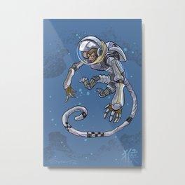 Astro Zodiac Force 09: Monkey Metal Print