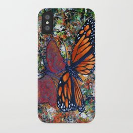 Butterfly-7 iPhone Case