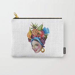 Carmen Miranda Carry-All Pouch