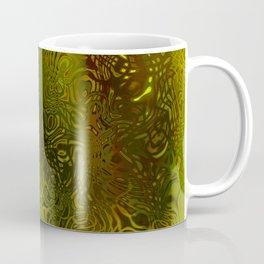 Green forest liquid Coffee Mug