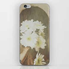 She Had Flowers in Her Hair iPhone & iPod Skin