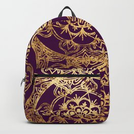 Mandala Luxe Backpack