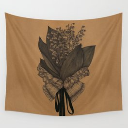 Collar Scholar Wall Tapestry