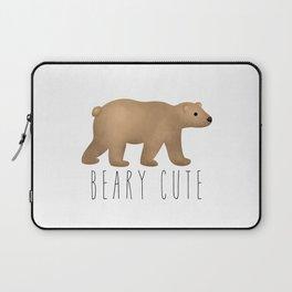 Beary Cute Laptop Sleeve