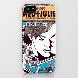 Romeo+Juliet 1996 #01 iPhone Case