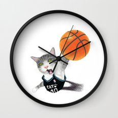 Shoot ! Wall Clock