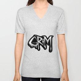 Grim (clothing) Unisex V-Neck