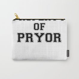 Property of PRYOR Carry-All Pouch