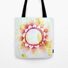 tea flower Tote Bag