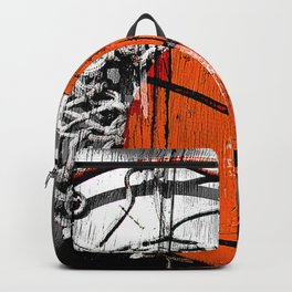 Modern Basketball version 1 Backpack