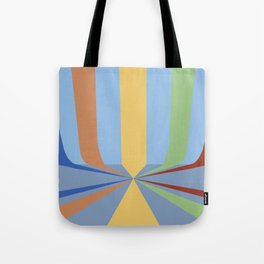 The Rainbow Room Tote Bag