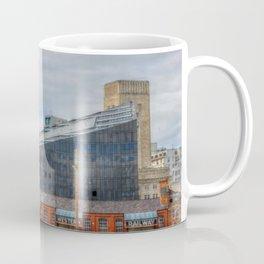 Liverpool old and new Coffee Mug