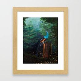 Light Catcher Framed Art Print