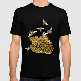 BEES and Honeycomb T-shirt