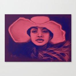 """Rosario Bonet"" Canvas Print"