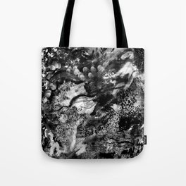 Abstraction thinking 2 Tote Bag