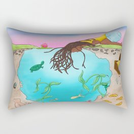 Searching for Prince Charming Rectangular Pillow