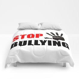 STOP BULLYING Comforters