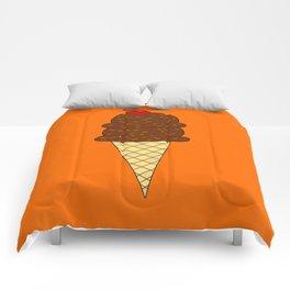 Chocolate Ice Cream Comforters