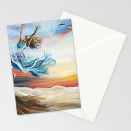 Thou Art Loosed Stationery Cards