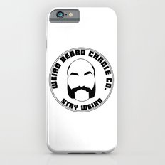 Weird Beard Candle Co logo Slim Case iPhone 6s