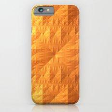 Golden Quilt iPhone 6s Slim Case
