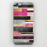 skyline iPhone & iPod Skins featuring Skyline by Elisabeth Fredriksson