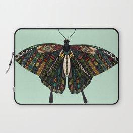 swallowtail butterfly mint Laptop Sleeve