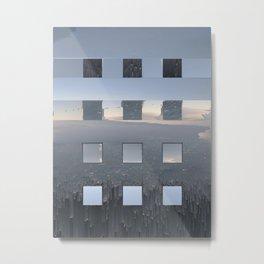 kalaallit nunaat // 1 Metal Print