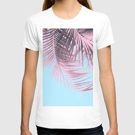 Palm Leaves Summer Vibes #7 #tropical #decor #art #society6 T-shirt