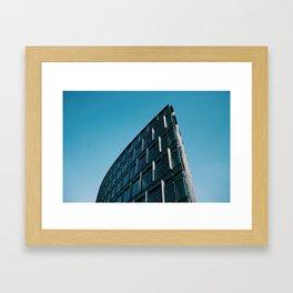 Denmark Architecture Framed Art Print