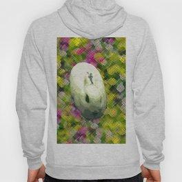 Lapin et de Fleurs Hoody