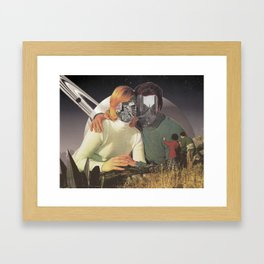 Complacency Revisited  Framed Art Print