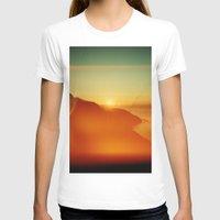 big sur T-shirts featuring Big Sur by Richard PJ Lambert