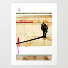 OUTSIDER// Art Print