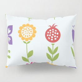 Spring Refresh Florals Pillow Sham