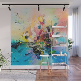 DANCE OF SPRING Wall Mural