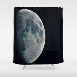 Moon2 Shower Curtain